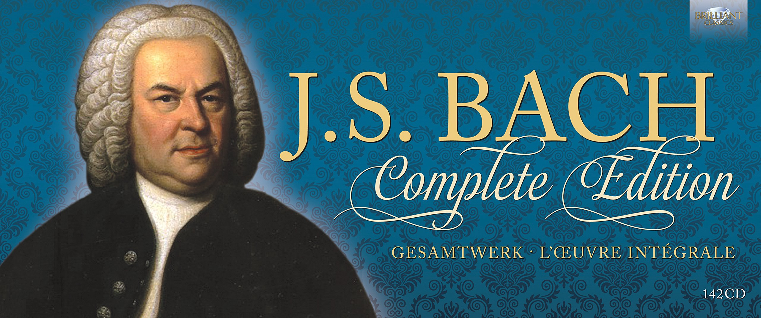 J. S. Bach - Complete Edition by Brilliant Classics