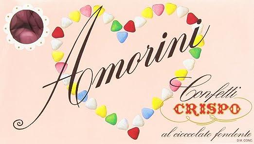 28 opinioni per Amorini- Confetti Crispo Rosa, al Cioccolato Fondente , 1 kg