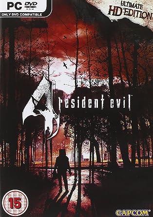 Amazon Com Resident Evil 4 Hd Ultimate Pc Dvd Uk Import