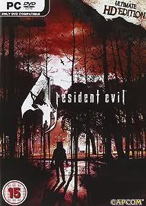 PC-DVD Resident Evil 4 HD - UK IMPORT VERSION