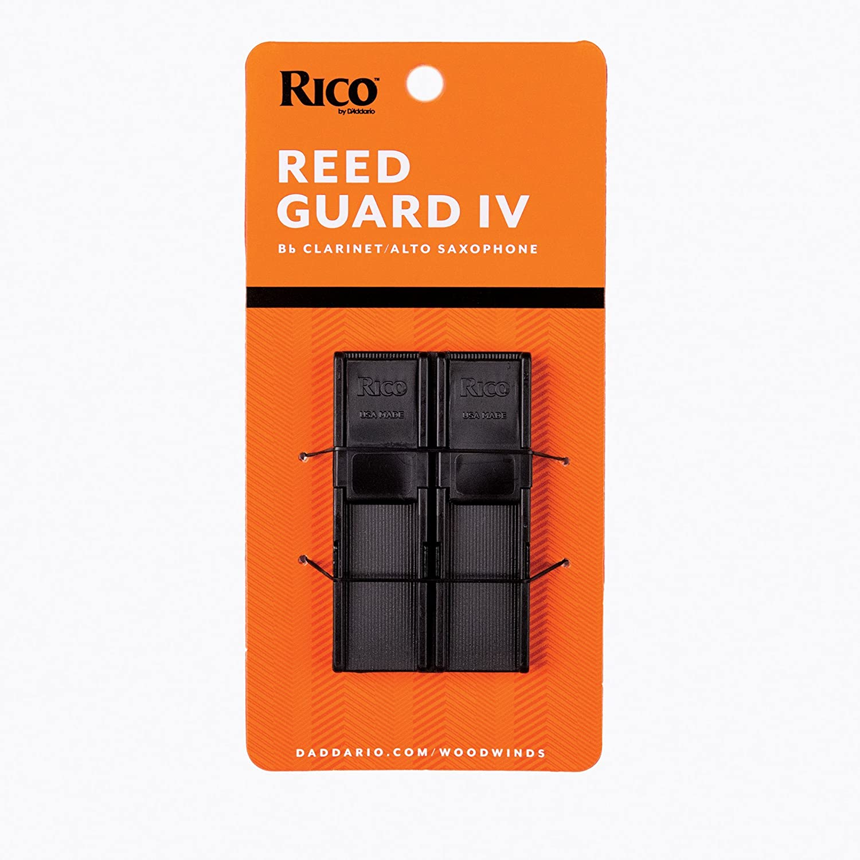 Rico Reed Gard IV, Clarinet/Alto Sax D'Addario &Co. Inc RGRD4ASCL