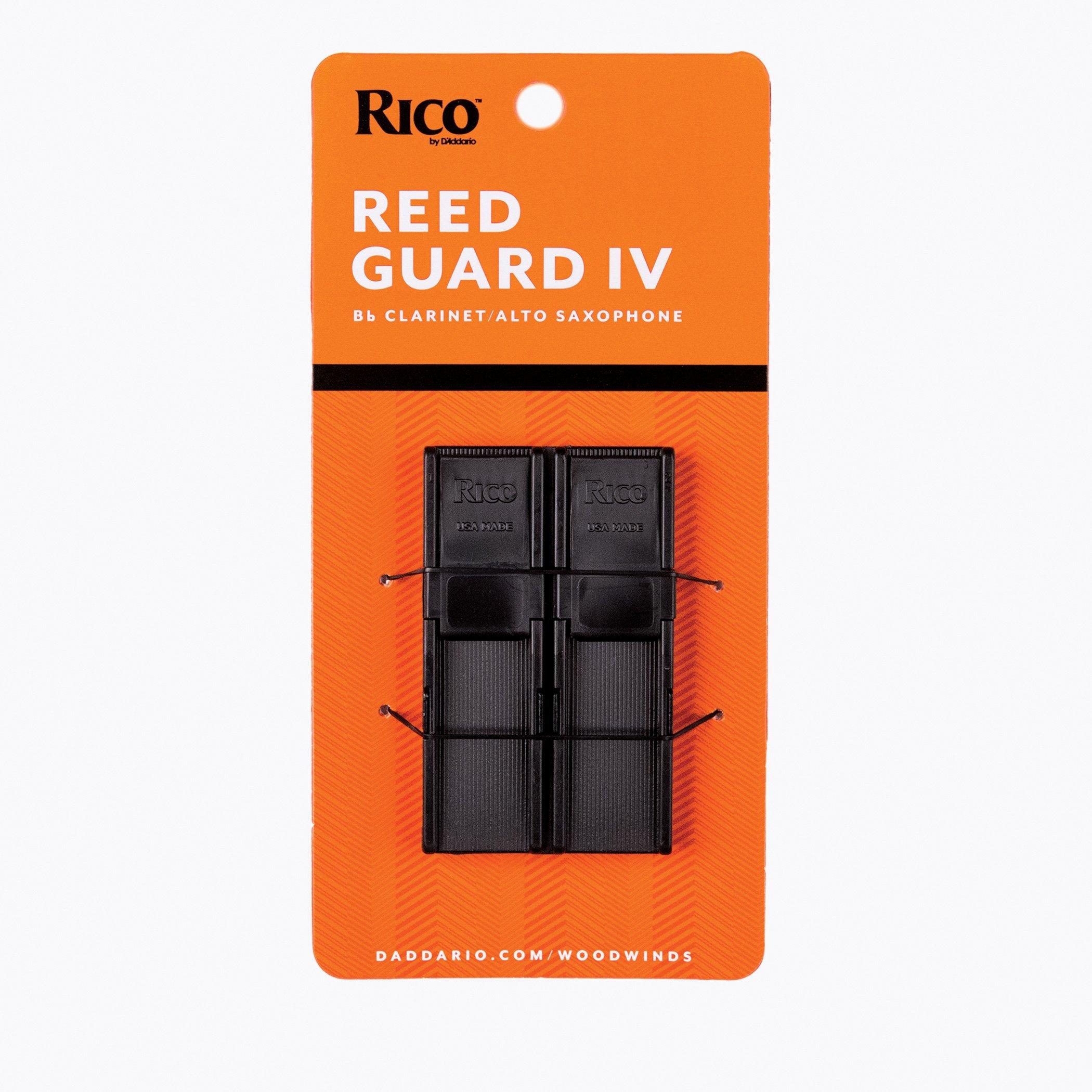 Rico Reed Gard IV, Clarinet/Alto Sax