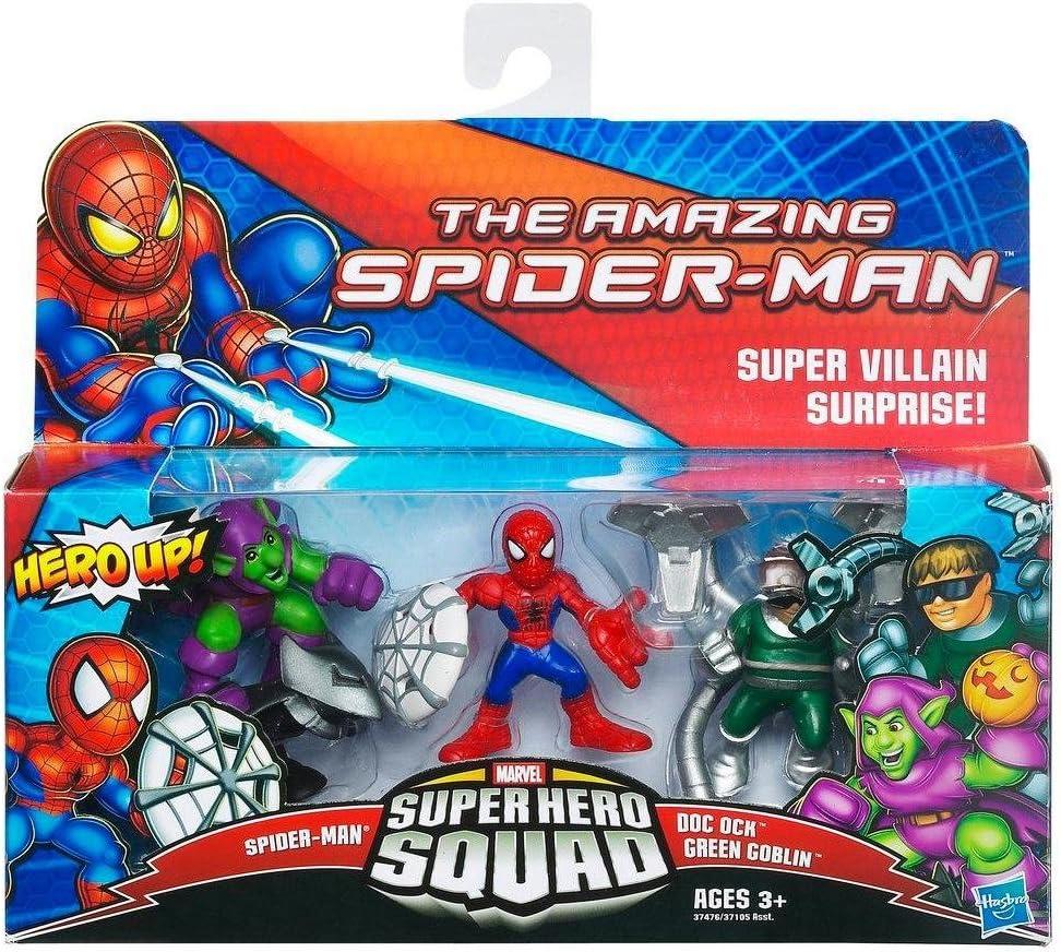 Playskool Heroes Marvel Super Hero Adventures Doc Ock