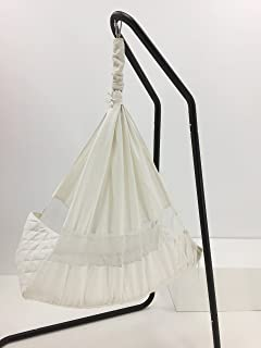 baby hammock baby cot baby swing  white  amazon     baby hammock cradle bed baby swing cradle baby      rh   amazon