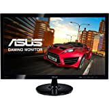 ASUS VS248HR 24 inch Gaming Monitor (1 ms, 1920 x 1080, HDMI, DVI-D, VGA, 250 cd/m2) - Black
