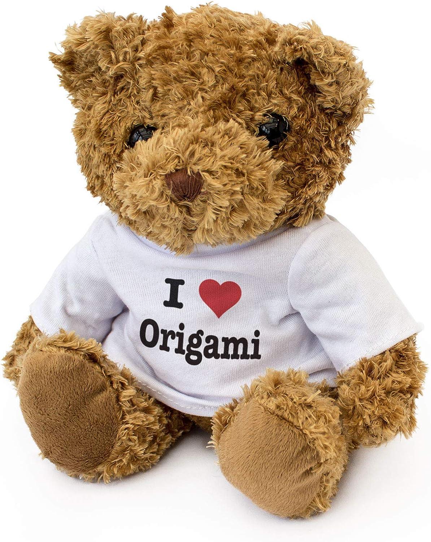 cute teddy bear origami paper method | Оригами животные, Оригами ... | 1500x1200