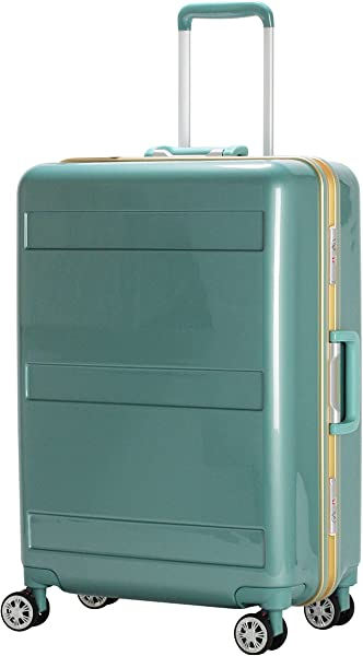 グリーンワークス] ハードフレームスーツケース 保証付 88L 67cm