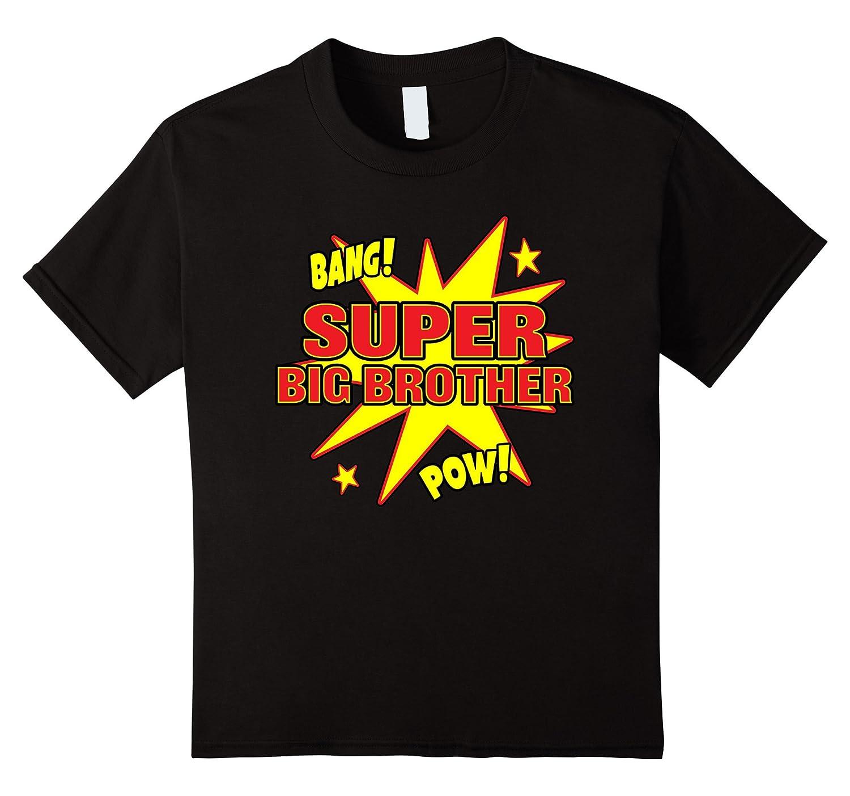 Super Brother T Shirt Power Medium-Teesml
