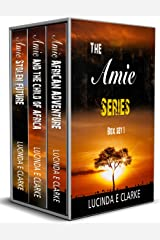 AMIE IN AFRICA BOX SET 1: From naïve newly-wed to trained assassin Kindle Edition