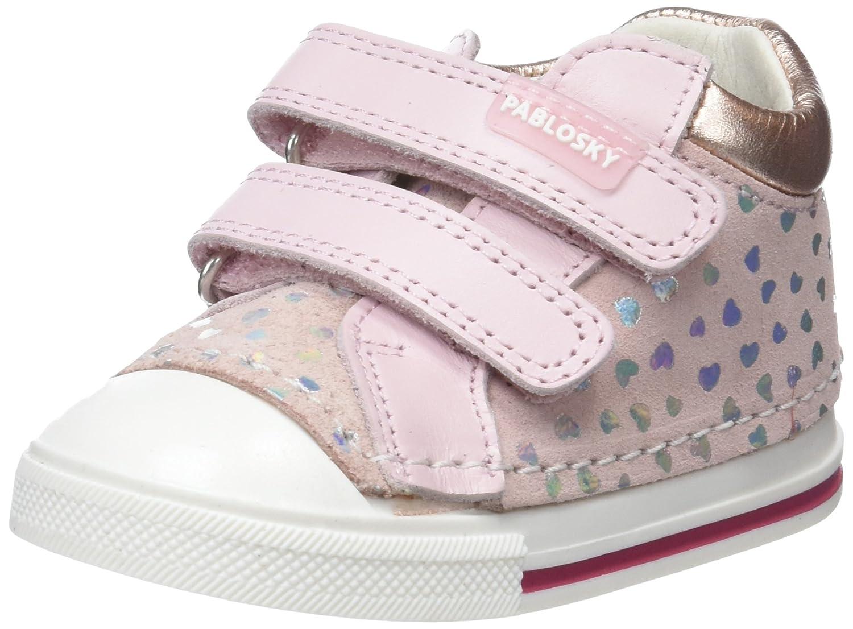 Pablosky 036075, Zapatillas de Estar por casa para Bebés (Azul 036075) 23 EU