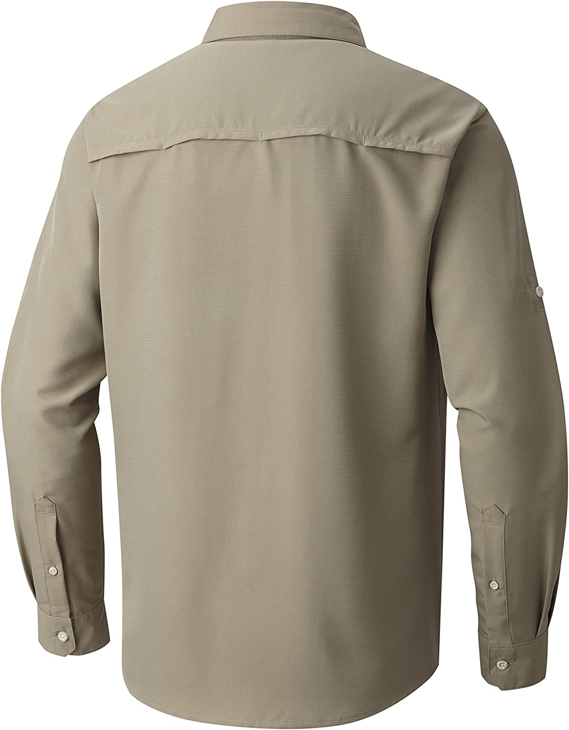 Mountain Hardwear Mens Canyon Solid Long Sleeve Shirt for Hiking and Casual Everyday Camping Climbing