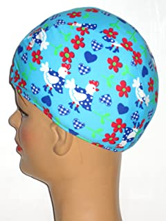 product image for Chicks & Hearts Toddler Lycra Swim Cap