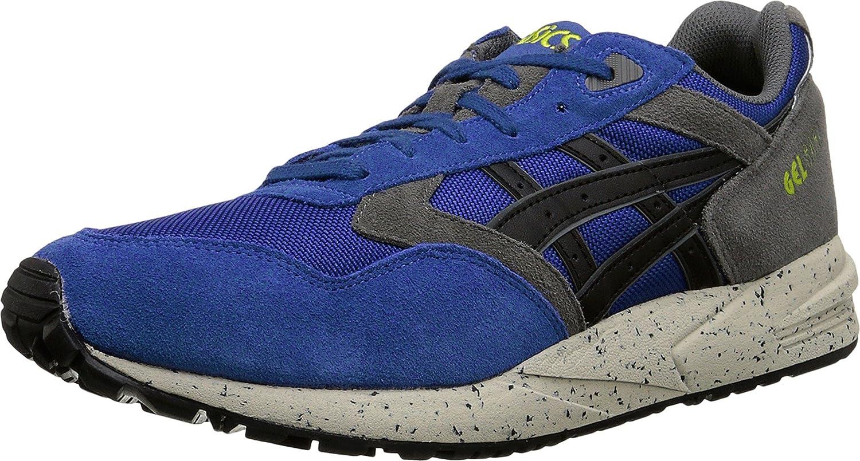 ASICS GEL-Saga - Zapatillas para correr clásicas, estilo retro, Azul (Azul), 11 D(M) US: Amazon.es: Zapatos y complementos