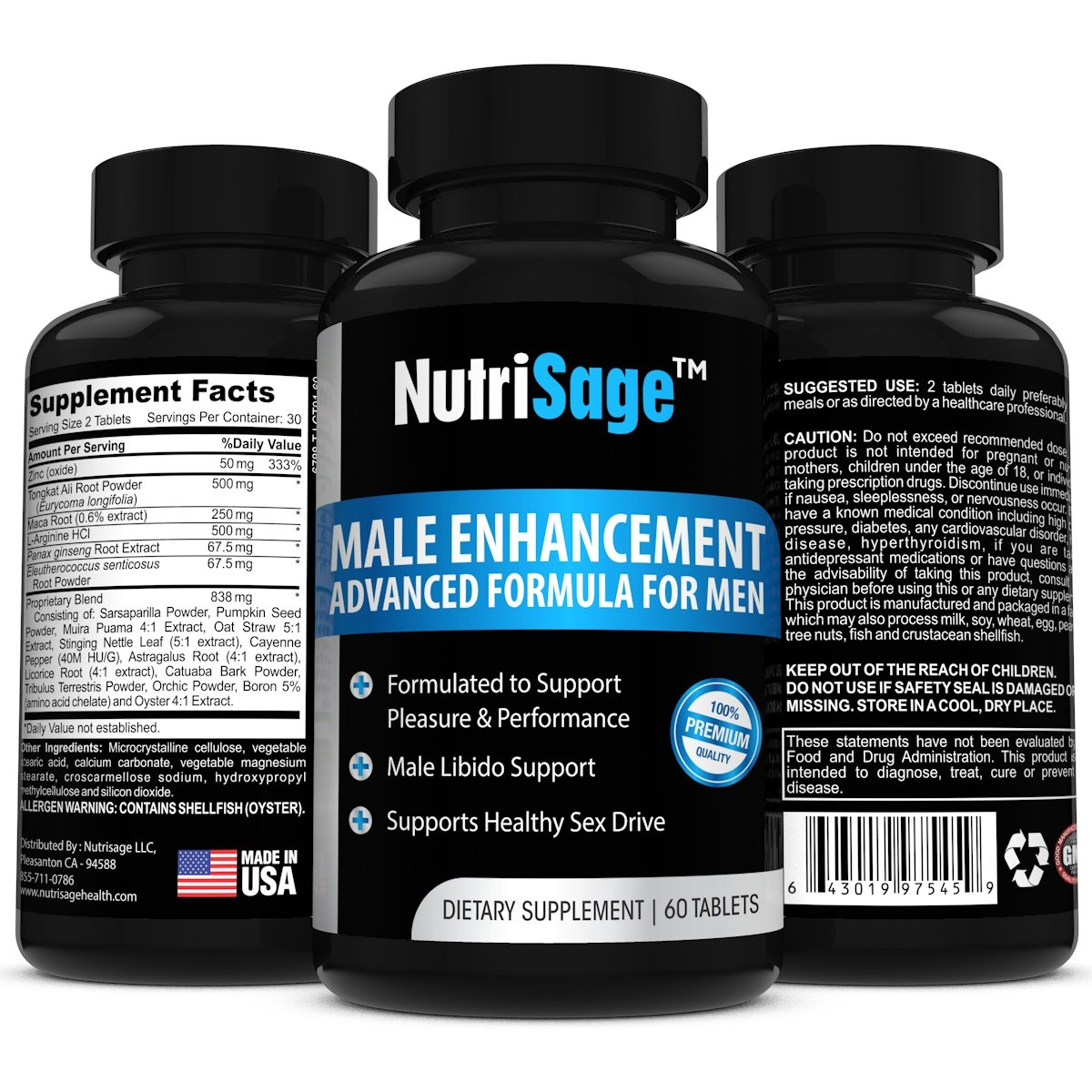 male sexual enhancement supplements