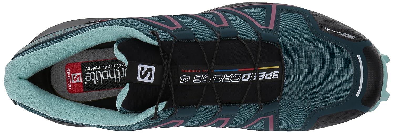 Salomon Damen Damen Damen Speedcross 4 Cs W Traillaufschuhe  4959cd