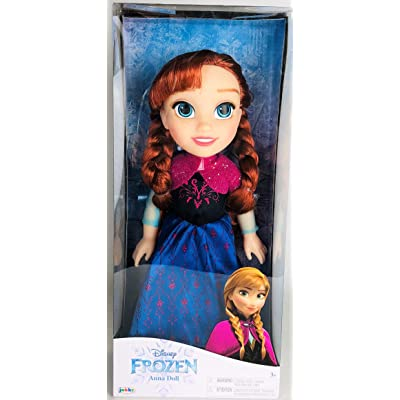 Disney Frozen Anna Toddler Doll: Home & Kitchen