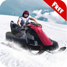 Snow Mobile Ride Game