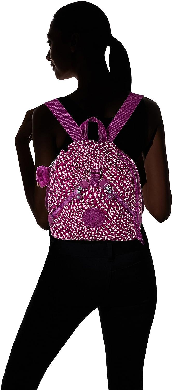 B x H T Star Swirl Mochilas Mujer Bustling Mehrfarbig Kipling 27x32.5x13 cm