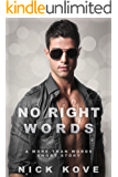 No Right Words (More Than Words Book 2)