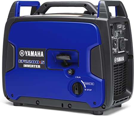 Yamaha EF2400iSHC is best camping generator for 2020