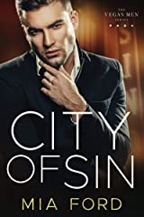 City of Sin (The Vegas Men Series Book 2) Kindle Edition