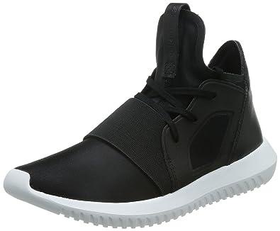 5b20e1ca8c36d Amazon.com | adidas - Tubular Defiant W - S75249 - Color: Black ...