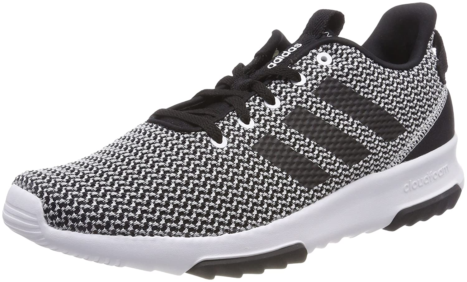 biggest discount good texture great prices Amazon.com | adidas Neo Men Shoes Cloudfoam Racer TR Running ...