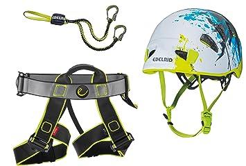 Klettersteigset Ohne Gurt : Klettersteigset edelrid cable compact gurt joker helm shield