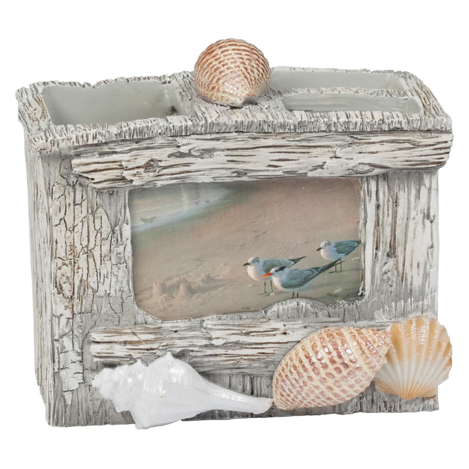 Creative Bath Products at The Beach Toothbrush Holder by Creative Bath