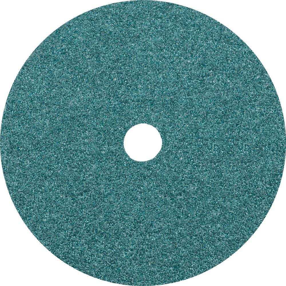 Pack of 25 Zirconia Alumina Z-Cool 7//8 Arbor Hole 8500 RPM 7 Diameter PFERD 62719 Fibre Disc 50 Grit