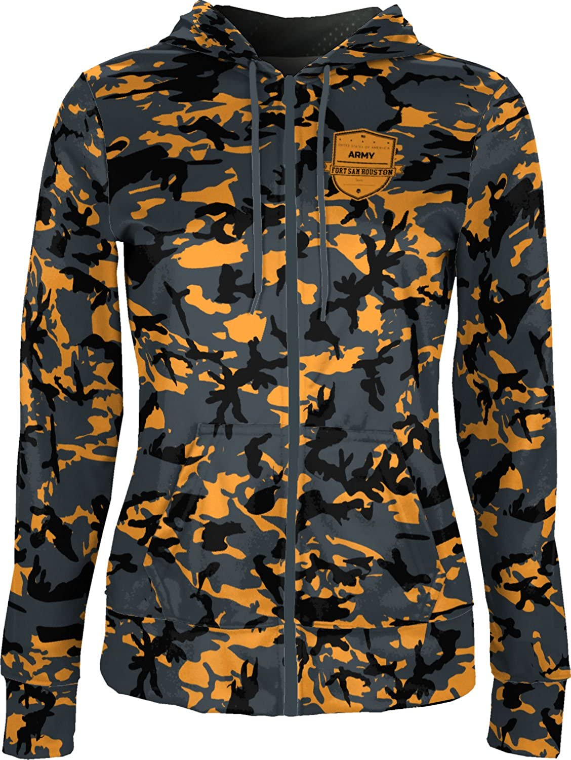 ProSphere Women's Fort Sam Houston Military Camo Fullzip Hoodie