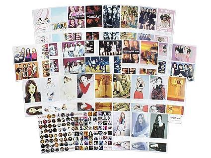 2b2a755d4f3b Fanstown kpop BlackPink foto Tarjeta Postal pegatinas con tarjetas ...