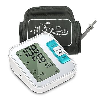 Tensiómetro de brazo, Meerveil digital Electrónico tension ...