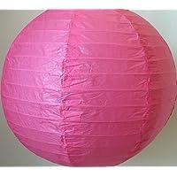 Matissa Suspension/boule japonaise en papier pour mariage, anniversaire ou fête 10/15/20/25/30/35/40cm
