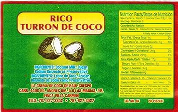 Crema De Coco (Artisan Coconut Cream Dessert) 40pcs