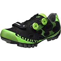 CATLIKE Whisper MTB 2016, Zapatillas de Ciclismo de montaña Unisex Adulto, (Negro/Verde 000), 39 EU