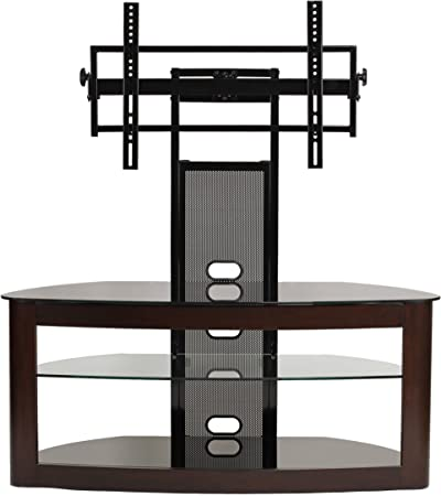 Amazon Com Transdeco Tv Stand With Mount For 35 80 Inch