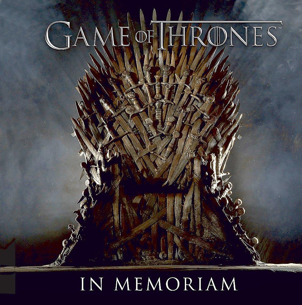 Download Game of Thrones: In Memoriam pdf