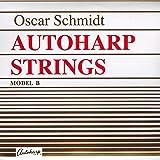 Oscar Schmidt ASB Stainless Steel Autoharp Strings, Custom