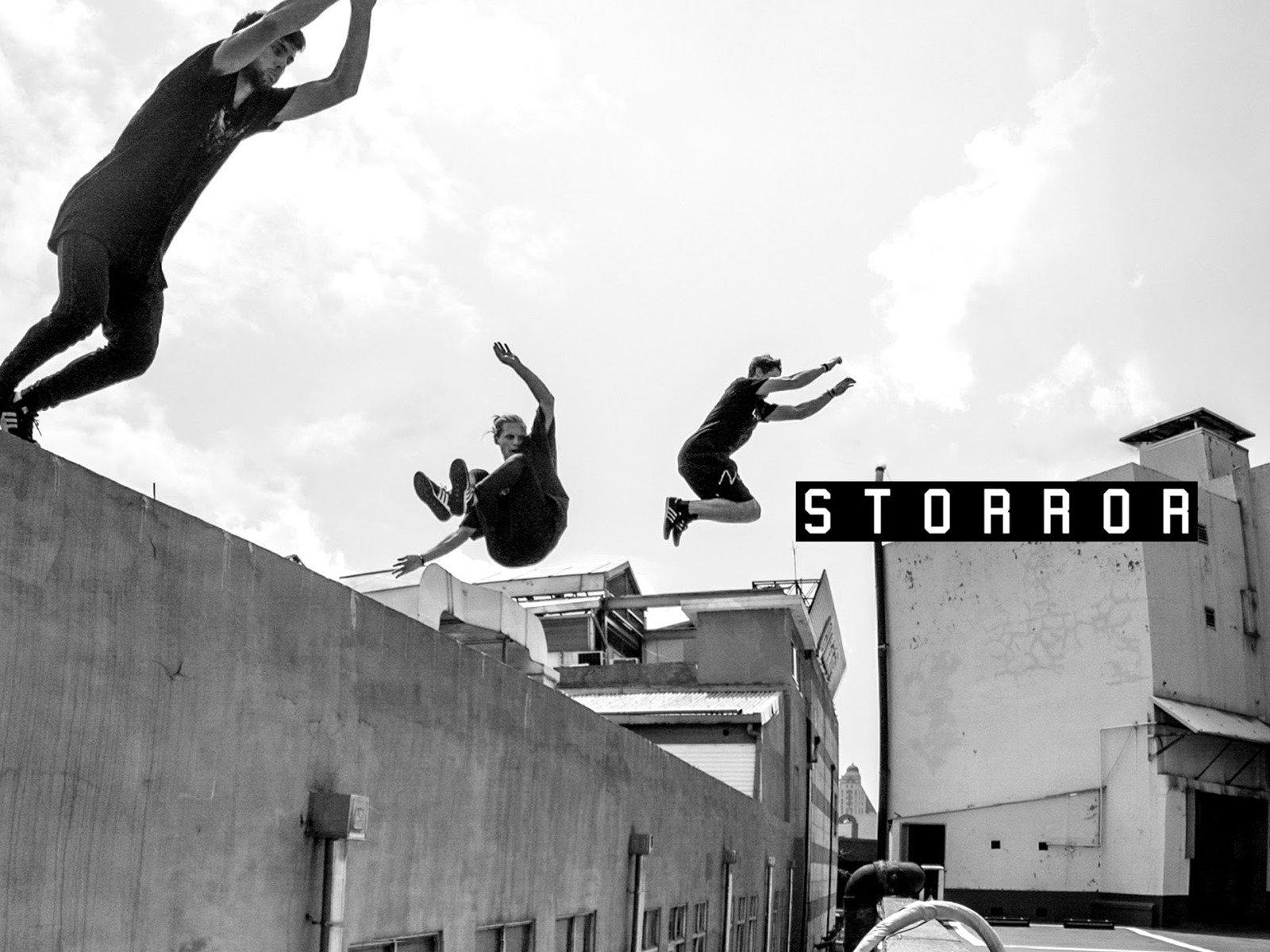 : Storror: Drew, Sacha,Joshua,Callum,Max And Benj Toby