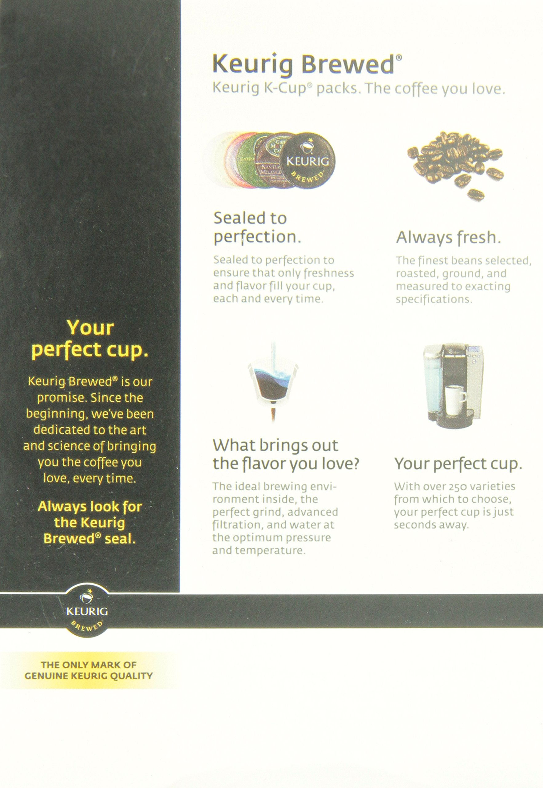 Barista Prima Decaf Coffee, Italian Roast, Rich. Dark. European., 24- Count K-Cup by Barista Prima (Image #5)