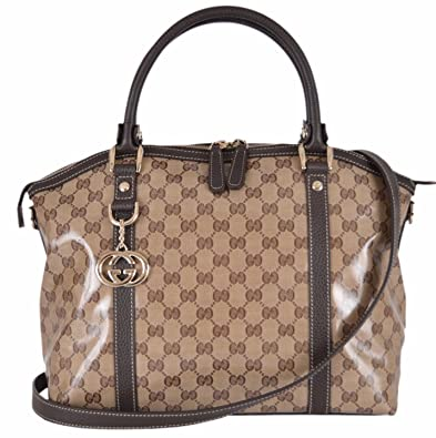 fa227f527ec5 Image Unavailable. Image not available for. Colour: Gucci Women's Leather  Handbag ...