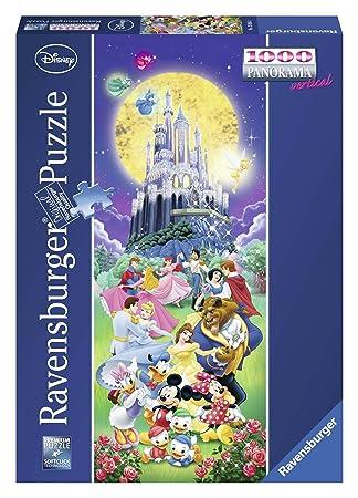 Ravensburger 15056 Disney Castle 1000 Teile Panorama Puzzle