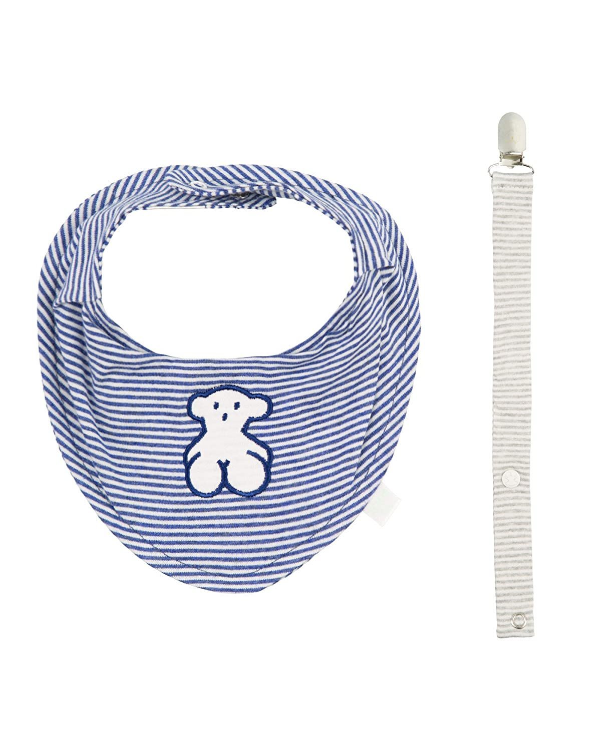 Tous Baby Risc-810_00061_0/36M - Seca babas con enganche ...