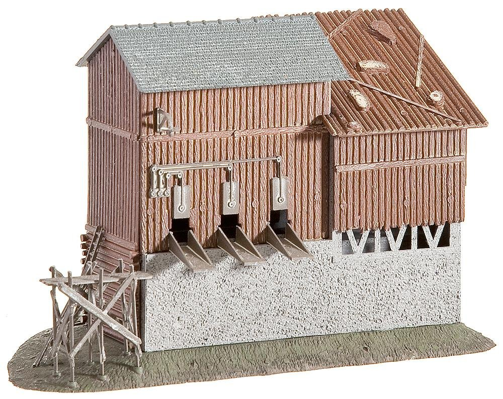 Faller 9.5x14.6x9.5 cm Edificio industrial de modelismo ferroviario
