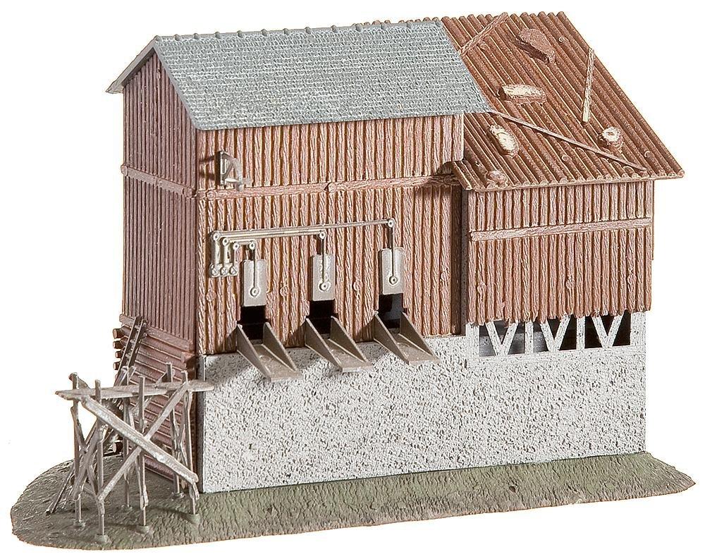 Faller 222206 Old Gravel Plant N Scale Building Kit