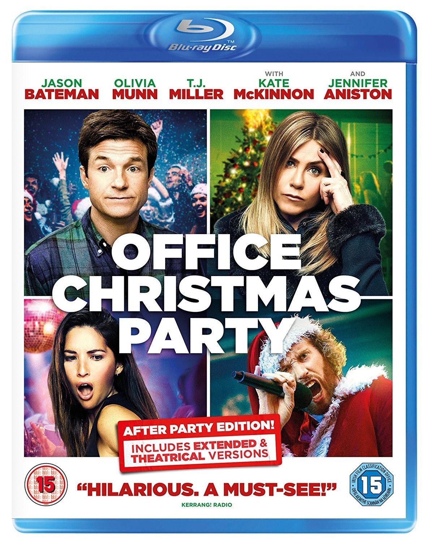 Office Christmas Party [Blu-ray] [2016]: Amazon.co.uk: Jennifer ...