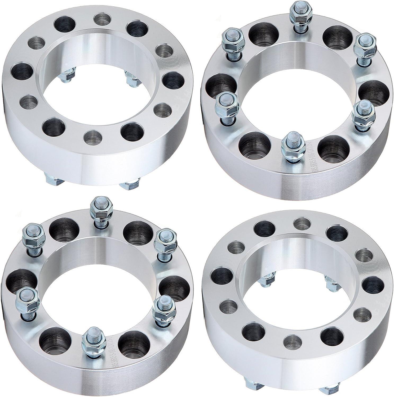 ECCPP Wheel Spacers 6 Lug 2