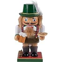 Clever Creations - Cascanueces de Navidad Coleccionable