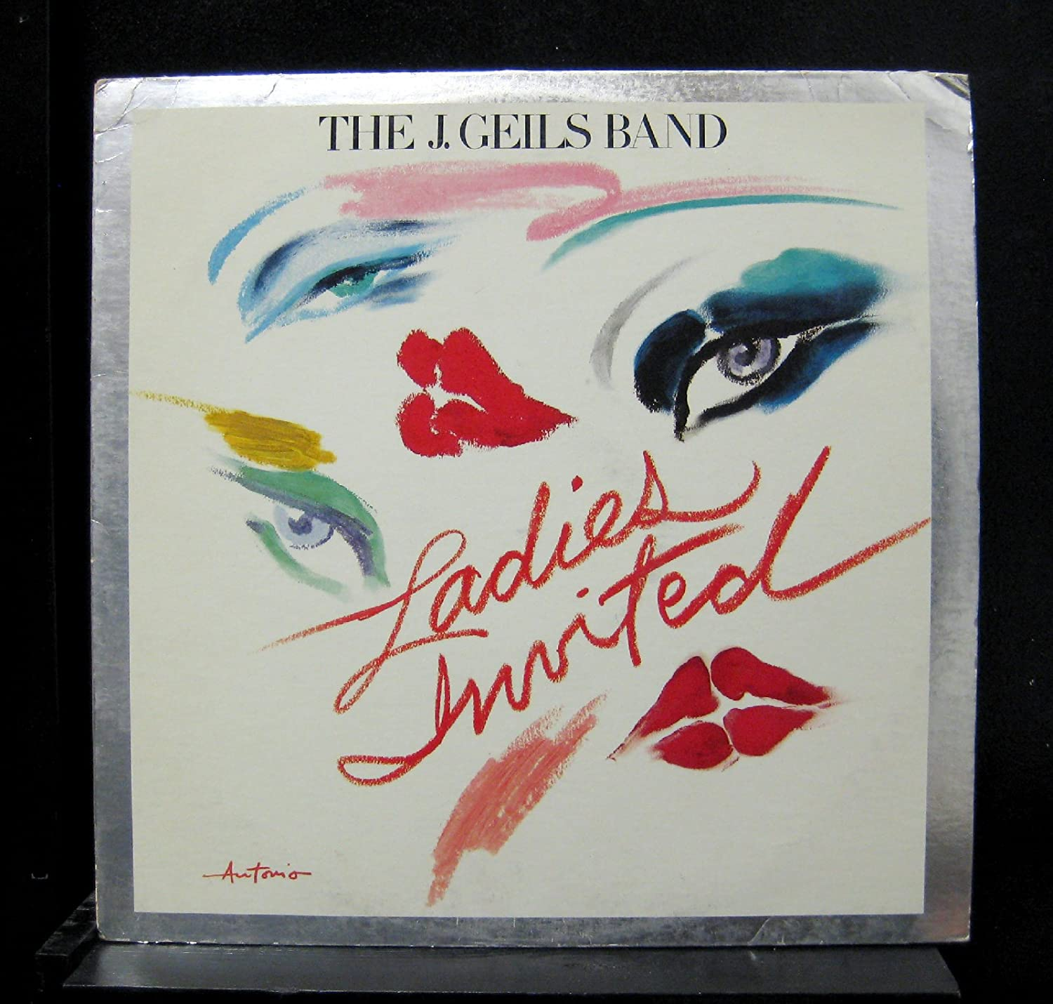 Ladies Invited - The J. Geils Band: Amazon.de: Musik